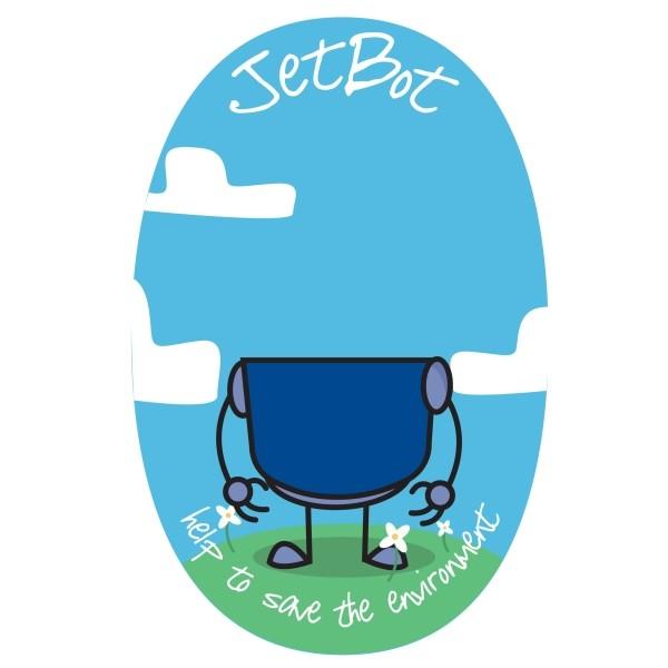 JetBot backplate style 1